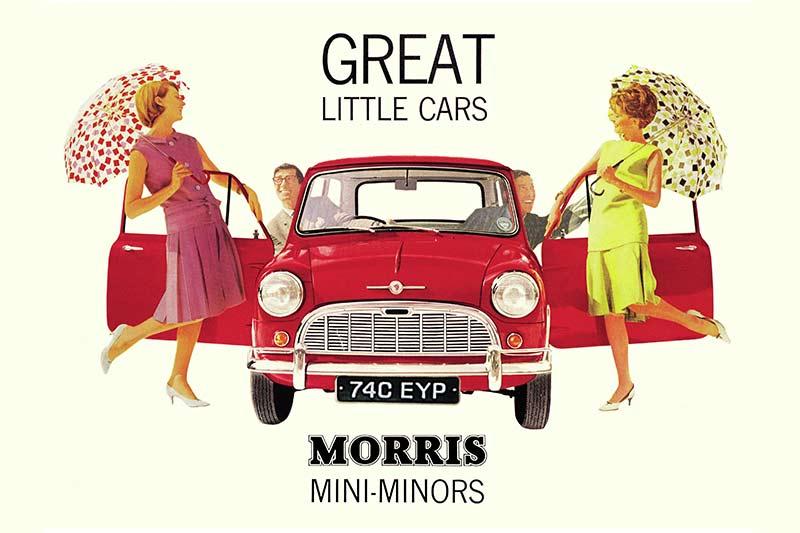 Morris Mini Minors