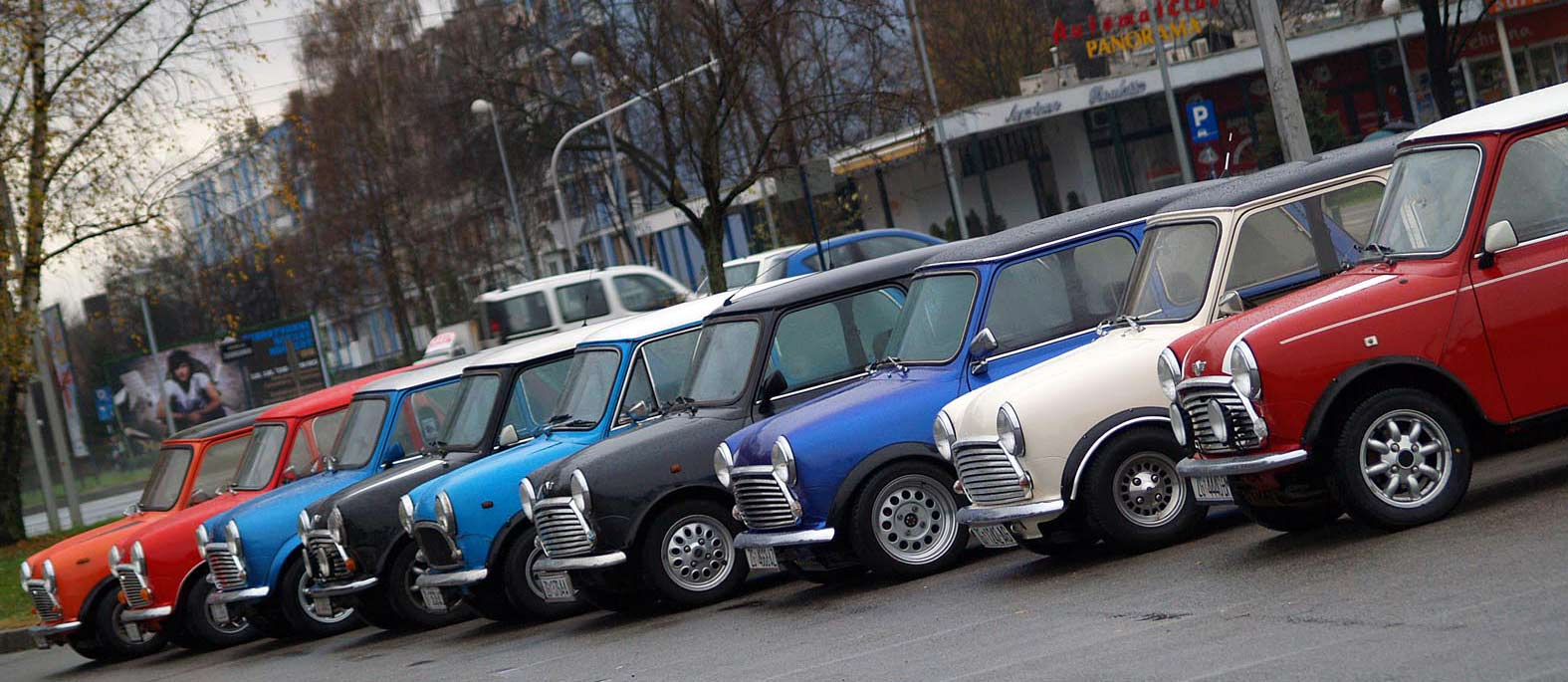 Legendarni automobili: Mini Morris