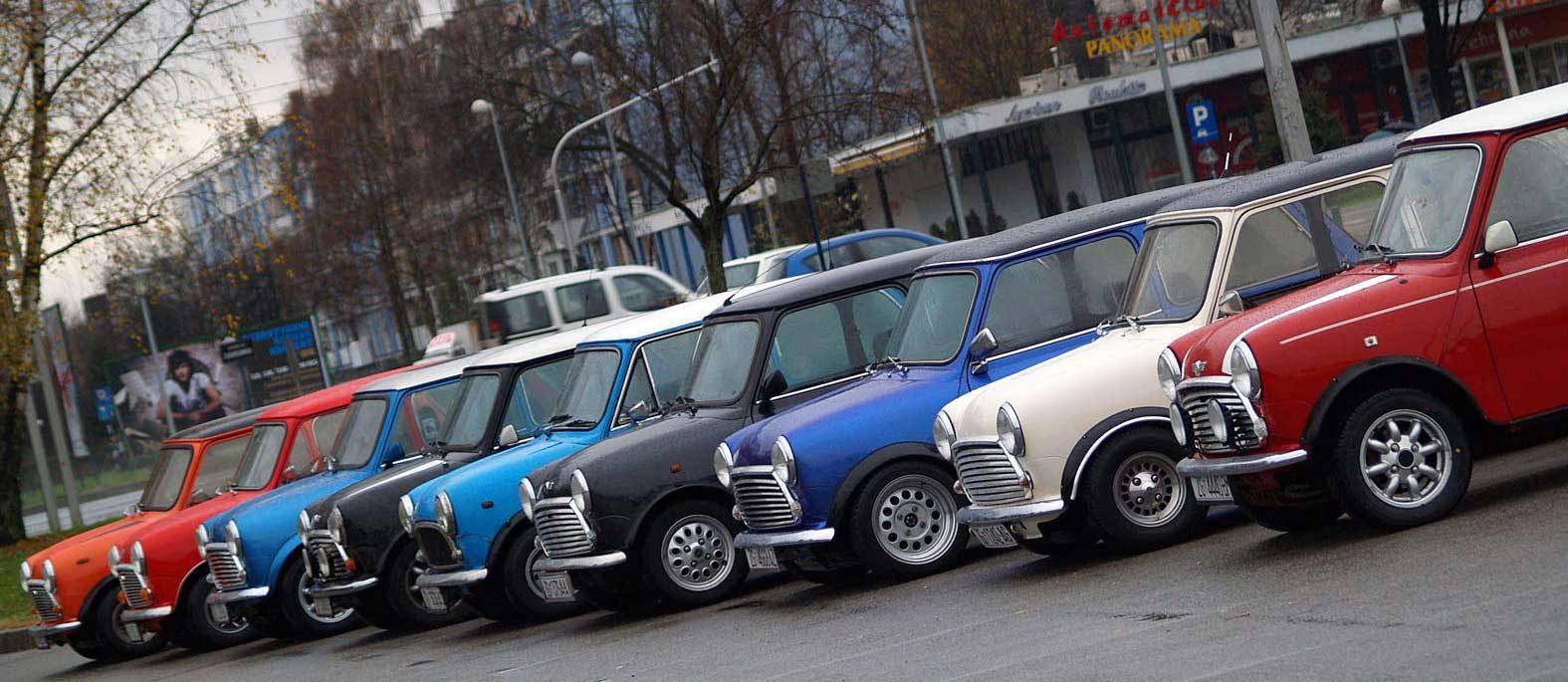 Legendarni automobili: Mini Morris