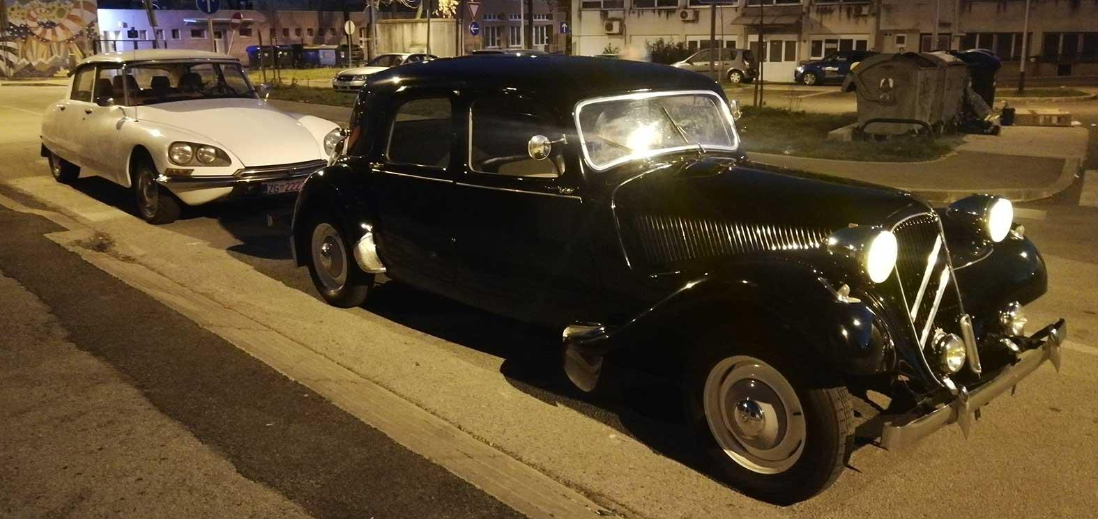 Traction Avant 1952.