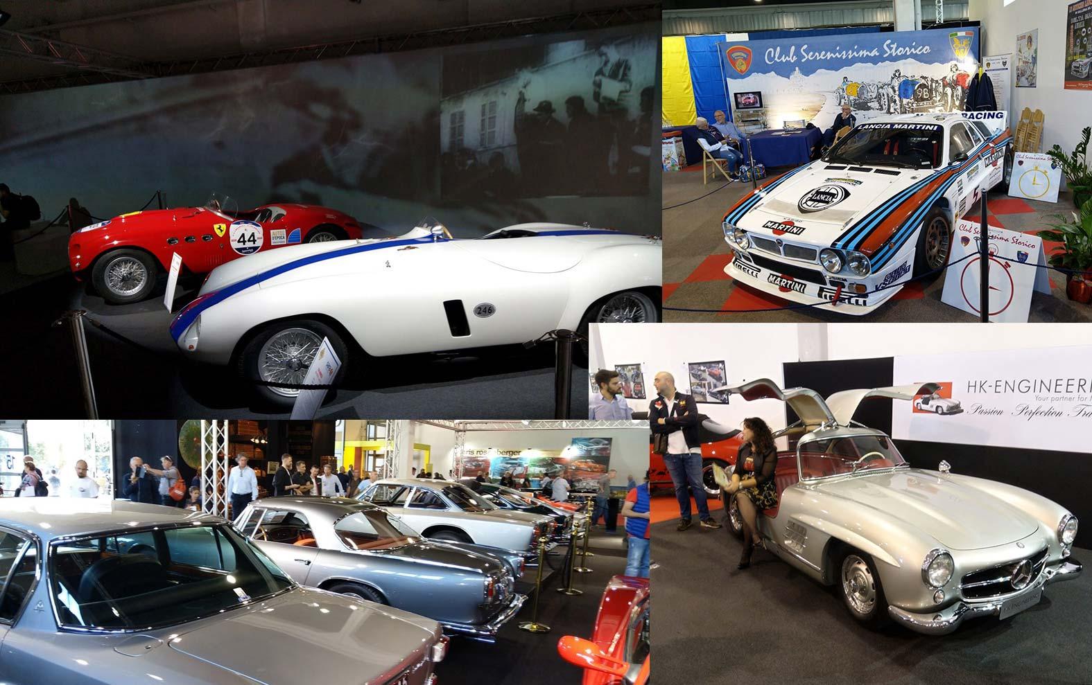 Članovi HROS-a posjetili sajam Auto Moto d'Epoca u Padovi