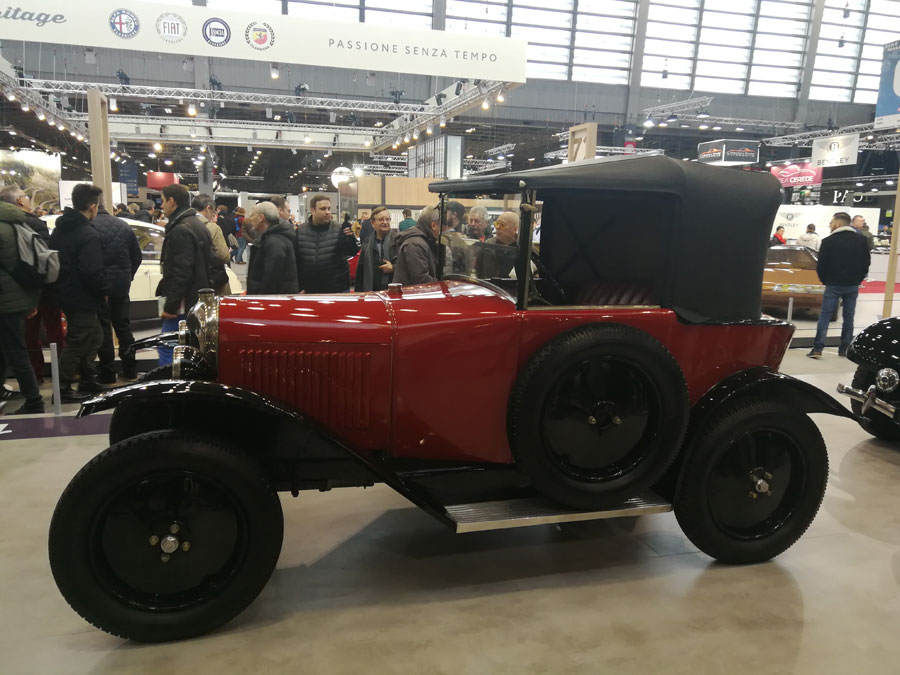 Retromobile - 100 godina Citroena-Pariz  6.-10.2.2019.