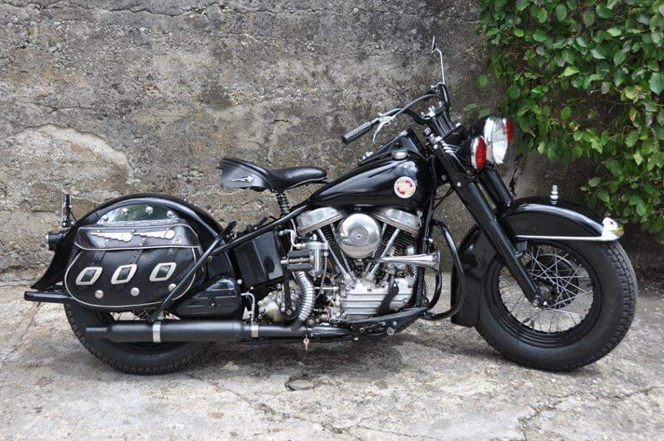 Hrvat koji je u Vijetnamu kupio 18 Harley Davidson motocikala  iz pratnje predsjednika Eisenhowera