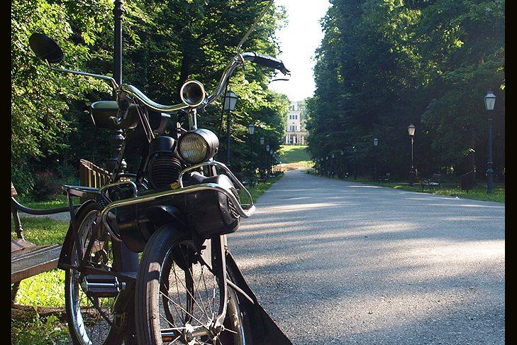 VOLOSOLEX - bicikl s pomoćnim motorom