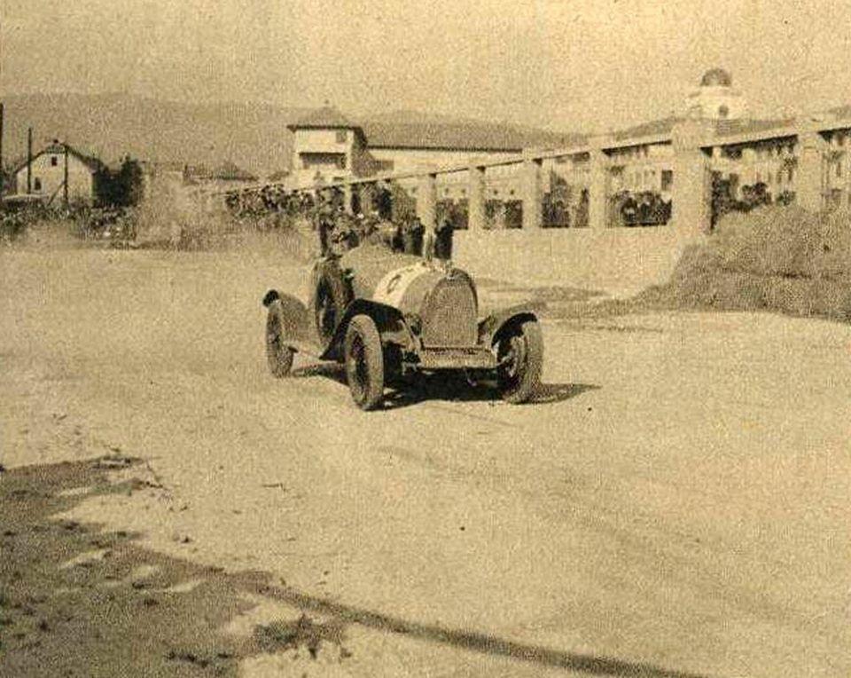 90 GODINA OD BRDSKE UTRKE U ZAGREBU NA VONČININOJ CESTI -1930.