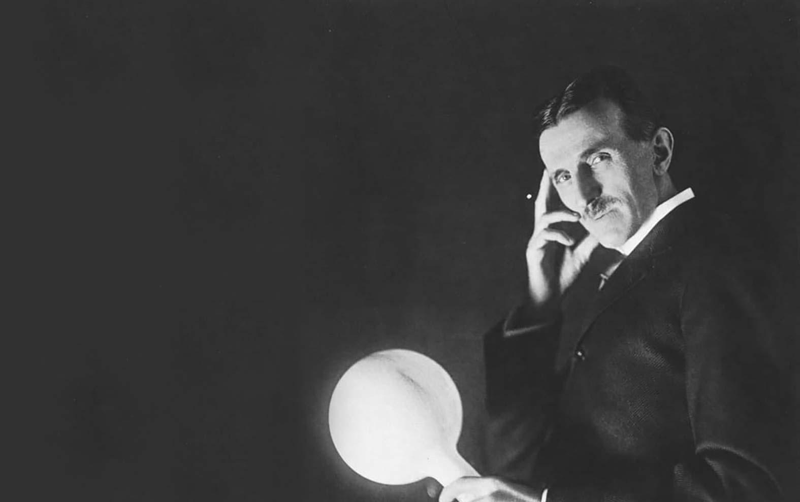 Nikola Tesla i električni automobil - 1931. - sretan rođendan!